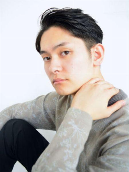 """おしゃれな大人の""""チョイ刈り上げ""""ショートヘア20選 14枚目の画像"""