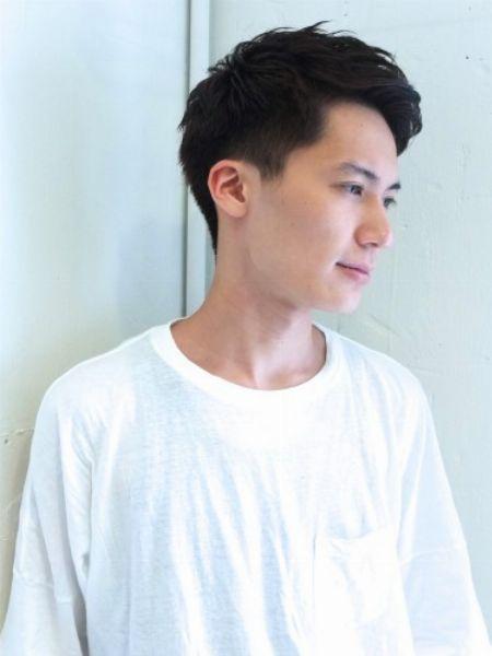 """おしゃれな大人の""""チョイ刈り上げ""""ショートヘア20選 19枚目の画像"""