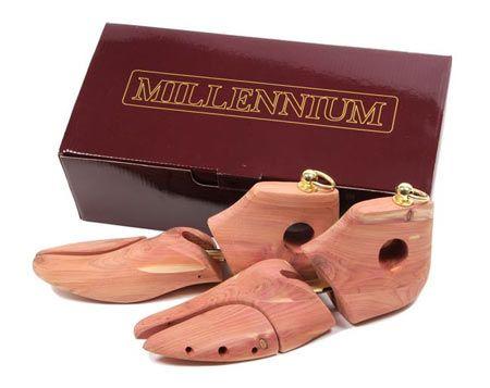 『ミレニアム』ブーツ用シダーシューツリー