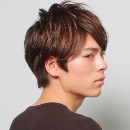 秋冬ヘアはこれで決まり。大人の男性におすすめしたいショートヘア20選 15枚目の画像