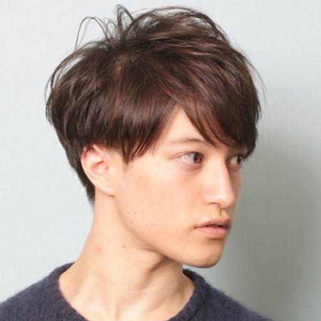 秋冬ヘアはこれで決まり。大人の男性におすすめしたいショートヘア20選 16枚目の画像