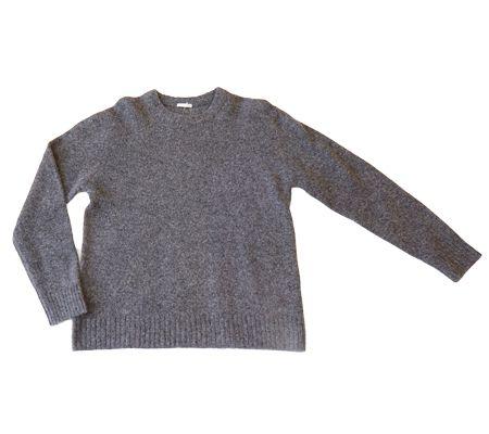 矢原「軽くて暖かいのはもちろん、ウールならではの杢調カラーがほっこりします」