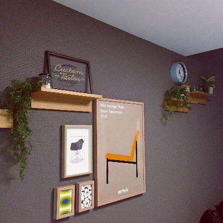 参考にしたい。『いなざうるす屋』のフェイクグリーンを使ったインテリア集 23枚目の画像