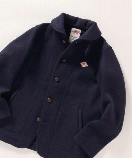『ダントン』ウールモッサ シングルジャケット