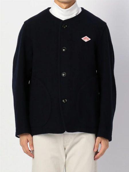 『ダントン』ウールモッサノーカラージャケット