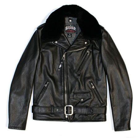 100年以上の歴史がある、ライダースジャケットの代名詞的ブランド