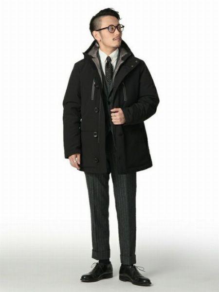 『ウィルクスバッシュフォード』ライナー付き3ウェイ シンダウン コート