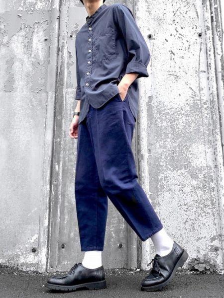 オン・オフともに使える『クレマン』革靴のコーデ 3枚目の画像