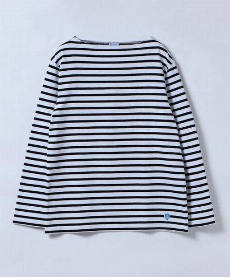 『オーシバル』といえばバスクシャツが人気