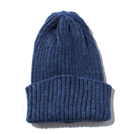 『ハイランド2000』の綿麻ニット帽