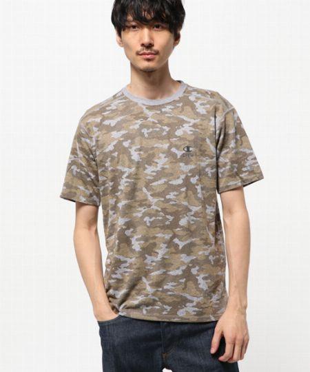 迷彩Tシャツ