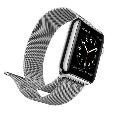標準のApple Watchの特長