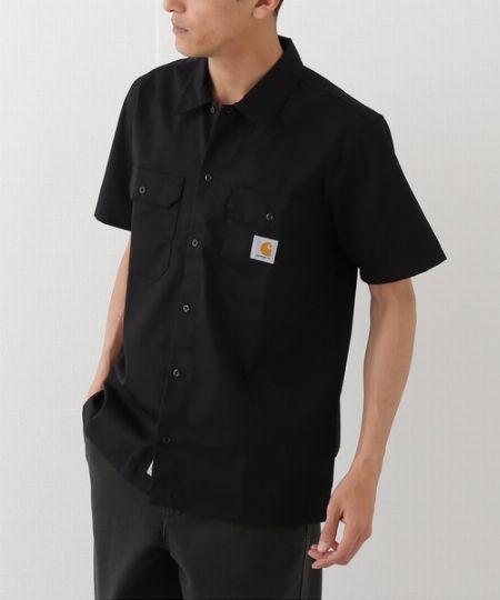 『カーハートWIP』S/Sマスターシャツ