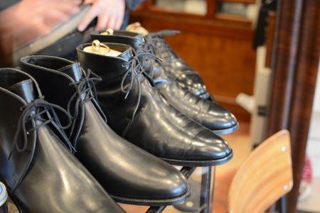 「思いを込めれば靴が育つ」。プロが語る靴磨きの醍醐味