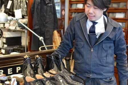 「思いを込めれば靴が育つ」。プロが語る靴磨きの醍醐味 3枚目の画像