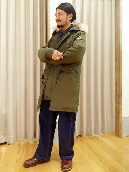 おしゃれな大人はどう着る? 『ケープハイツ』のダウンの着こなし集 2枚目の画像