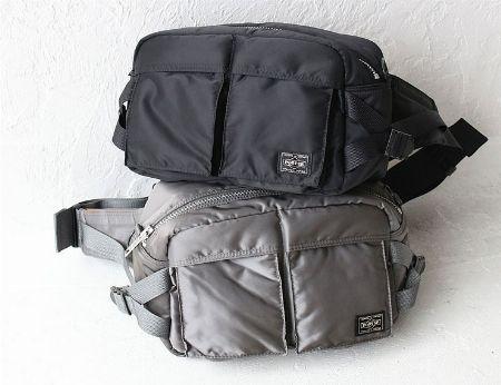 『ポーター』のバッグの魅力とは