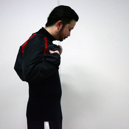 [第1回]編集部員が実践!最省最短で腹を凹ます腹筋術 3枚目の画像