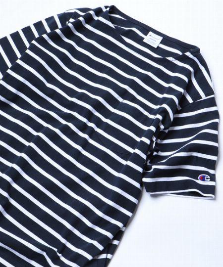 『フリークスストア』別注ボーダーバスクシャツ/4,968円(税込)
