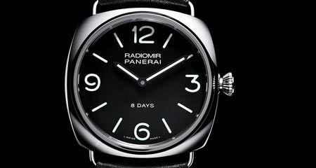 唯一無二のデザイン性。時計好きが惹かれる『パネライ』