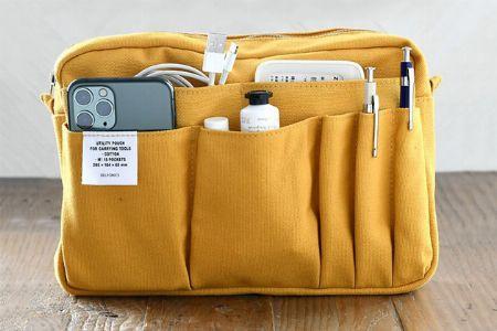 バッグインバッグを選ぶときのポイントは?