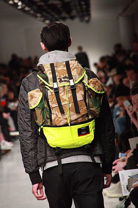 ミリタリーブームはバッグで攻略するべし 5枚目の画像