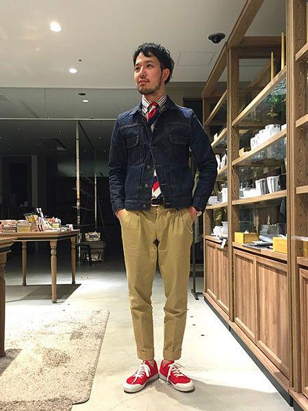 ▼チノパン編