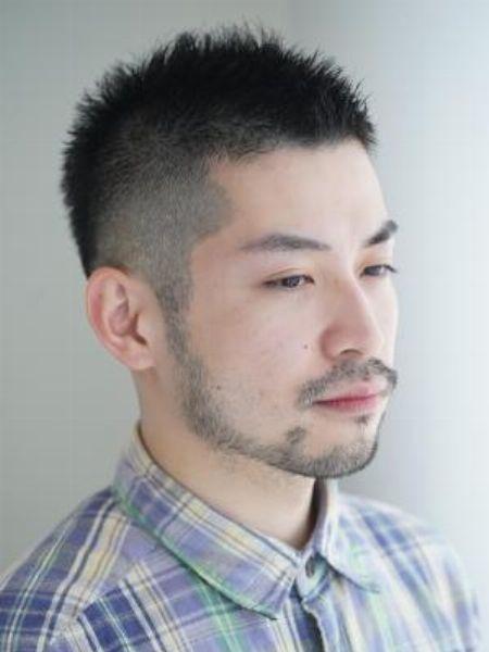 おしゃれな髪型×ひげカタログ 6枚目の画像