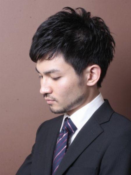 おしゃれな髪型×ひげカタログ 2枚目の画像