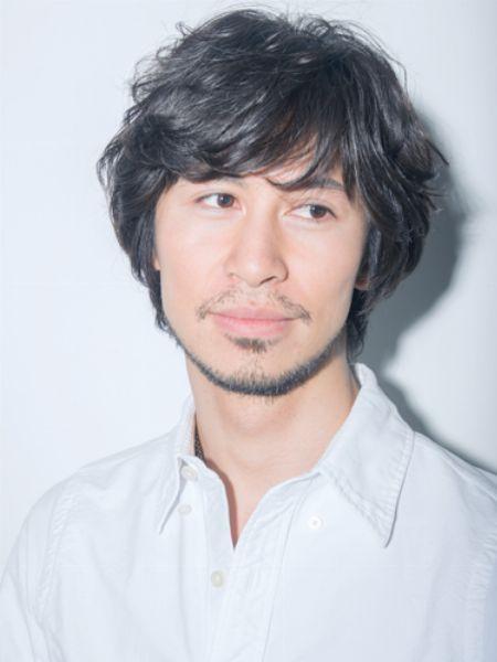 おしゃれな髪型×ひげカタログ 4枚目の画像