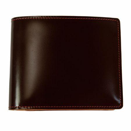 『ブリッドハウス』コードバン 二つ折り財布