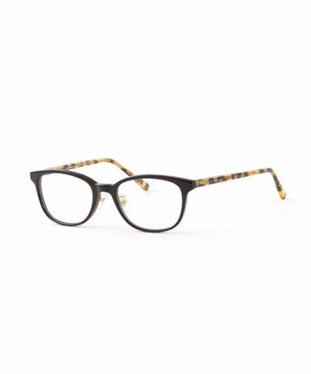 フロントとサイドで表情が異なる2トーン/『金子眼鏡』