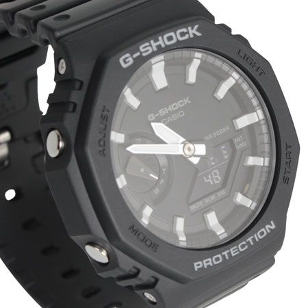 『Gショック』GA-2100-1AJF/14,850円 (税込)