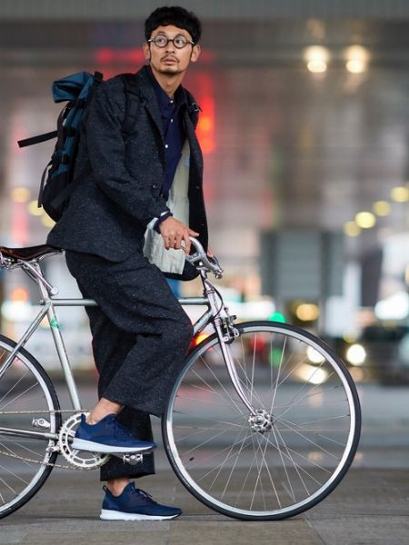 移動手段として、趣味として、自転車愛用者が増えています!