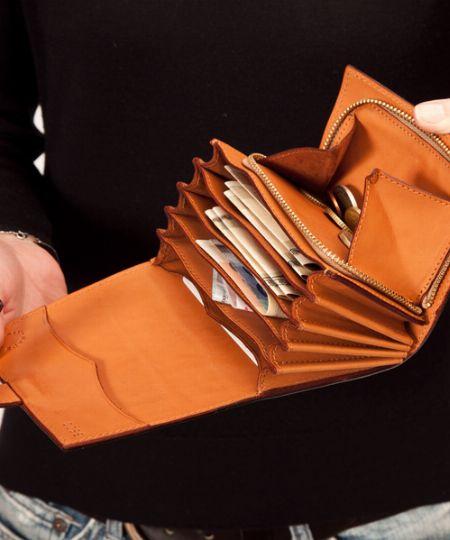 """まず検討したい。『フェリージ』の財布の代表格""""コロコロ""""とは 2枚目の画像"""