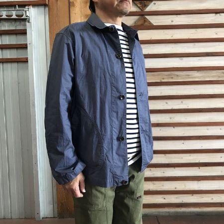 『マニュアル アルファベット』タイプライターシャツジャケット MA-J-246