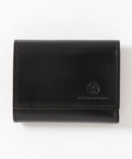 『ヘリンボーンクラブ』三つ折り財布 JALロゴ