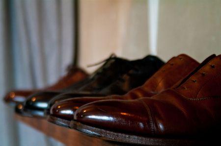 1日履いた靴は1日~2日休ませるのが鉄則