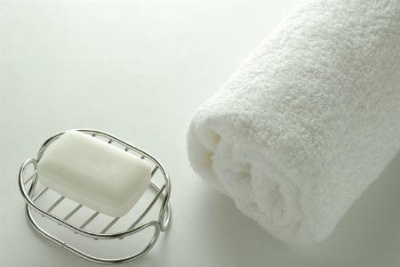 足の効果的な洗い方とは