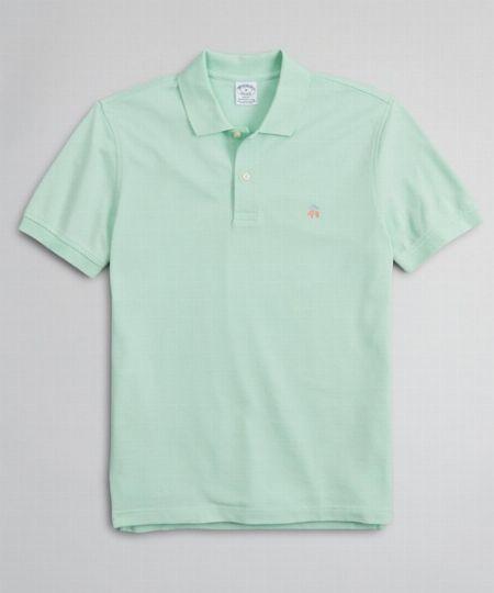 『ブルックスブラザーズ』ポロシャツ