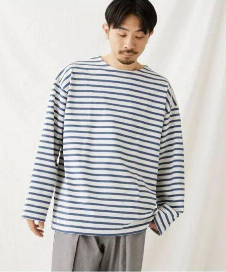 フレンチセーラーTシャツ