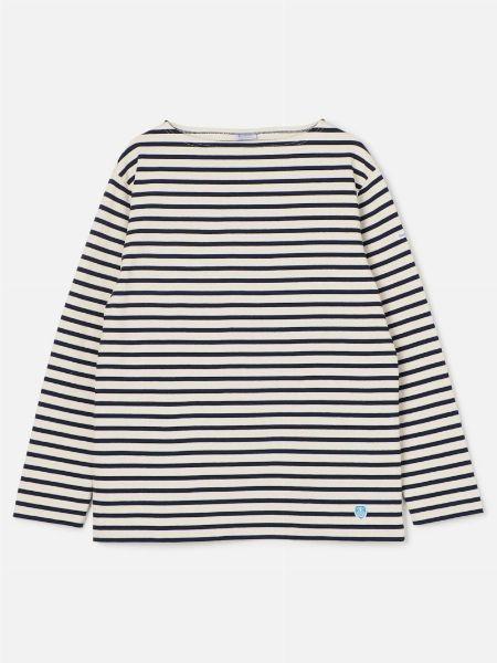 コットンロードフレンチバスクシャツ