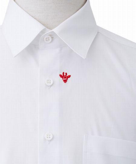 ネクタイだけじゃない。『ジラフ』はシャツも魅力的