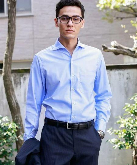 「シャツ」のカジュアル度
