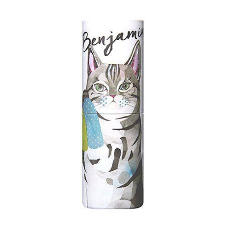 『ヴァシリーサ』パフュームスティック ベンジャミン(ネコ) ペア&ジャスミンの香り