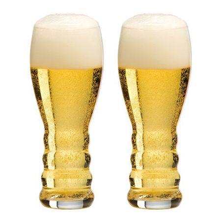 ビールのおいしさを引き出す『リーデル』のグラス
