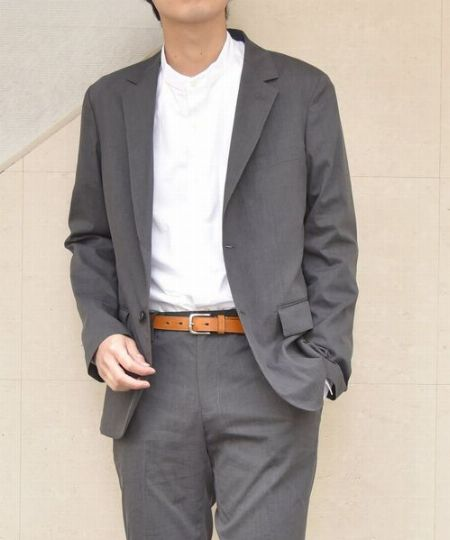 機能性素材ジャケット