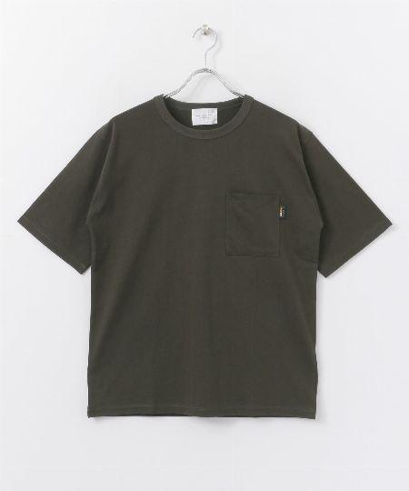 『アーバンリサーチドアーズ』コーデュラナイロンポケットTシャツ
