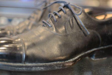 濡れてからでは手遅れ。良質な革靴でも、雨には敵わない