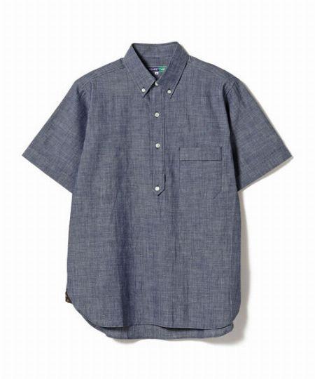 『チューブ』×『ビームス』別注シャンブレーシャツ&ショートパンツ